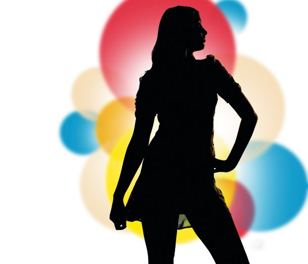 610x523 322 Best Silhouette Images On Silhouettes, Creative