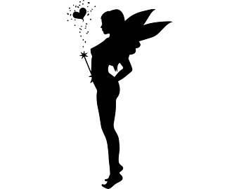 340x270 Fairy Wand Svg Etsy