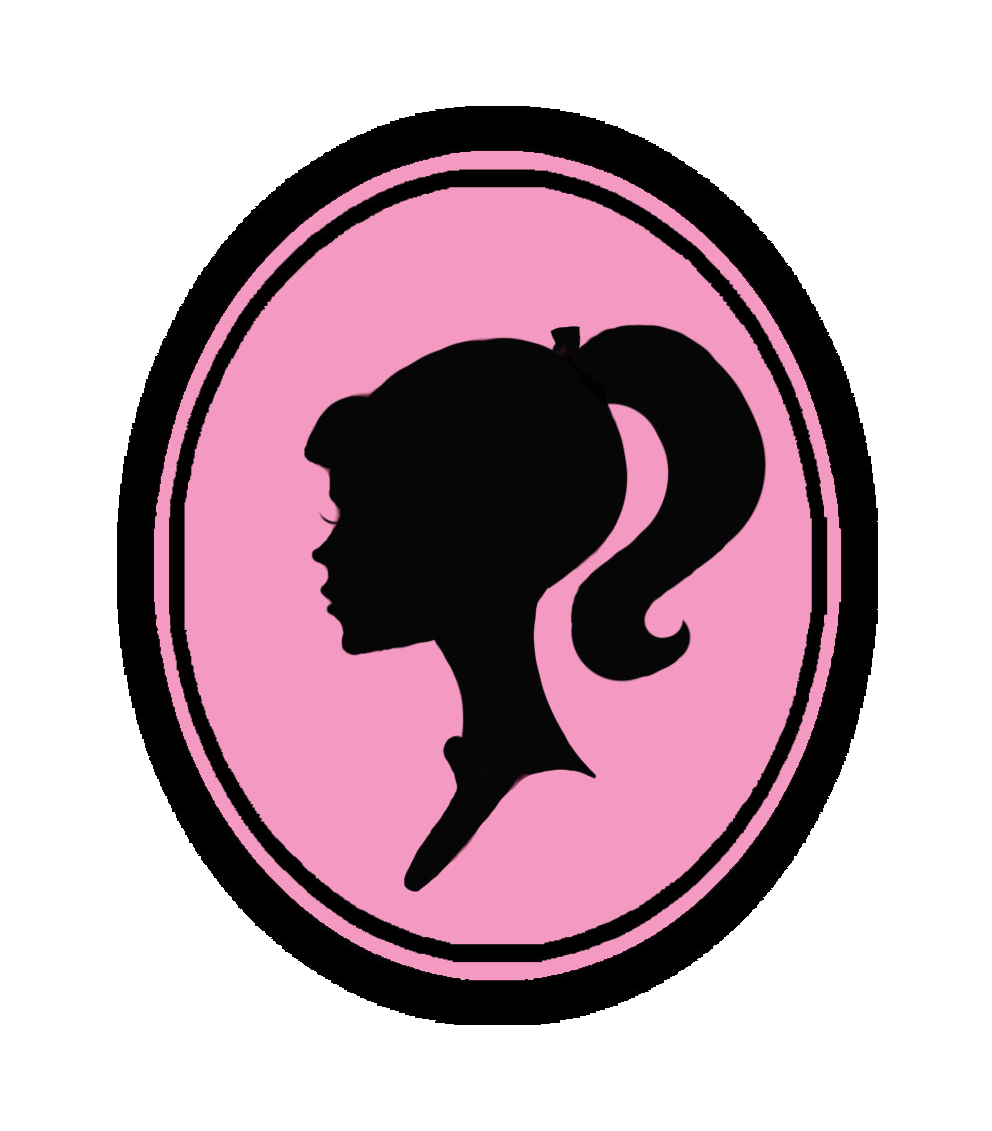 992x1131 Pictures Barbie Silhouette Png,