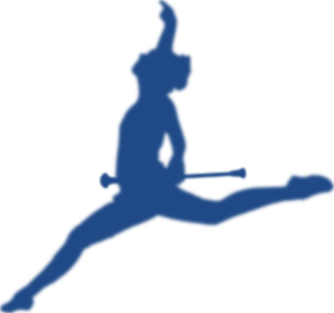 300x281 Baton Dancer Silhouette 2 Clip Art Might Be Able To Use This Is I