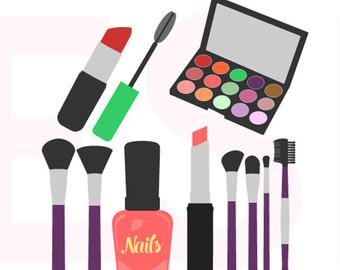 340x270 Makeup Is My Art Svg Cut File, Makeup Svg File, Makeup Brush