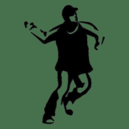 512x512 Male Dancer Sketch