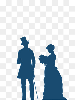 260x347 Male And Female Silhouette Png, Vectors, Psd, And Clipart For Free