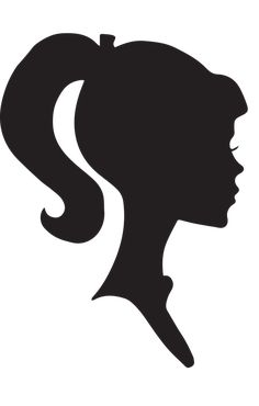 236x370 2713648 563857 Man And Woman Face Profile Silhouette Vector Male