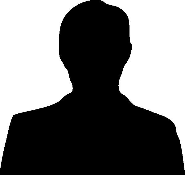 600x568 Man Silhouette Clip Art