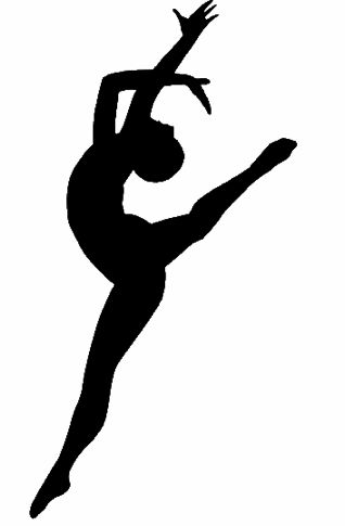 318x485 55 Best Dance Images On Silhouette, Silhouette Cameo