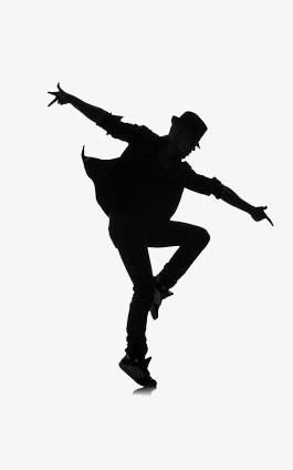 265x424 White Black Male Lug Jazz Pictures, Sir, Dance, The Man Png Image