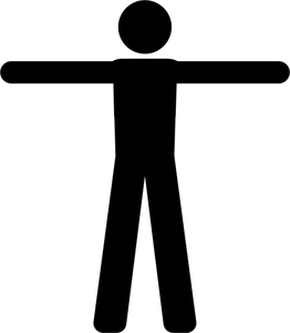 Male Silhouette Clip Art