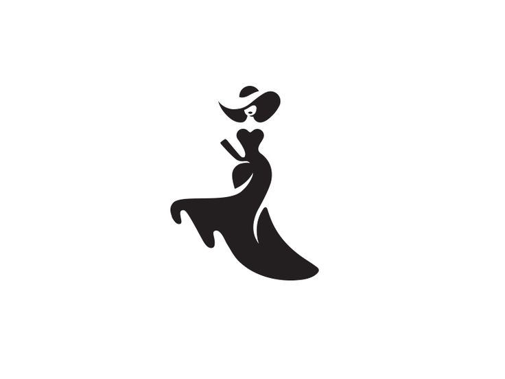Male Silhouette Logo