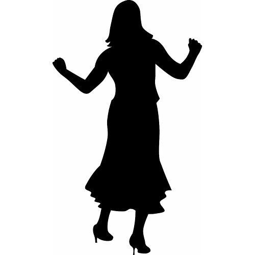 500x500 Free Man Dancing Cliparts, Hanslodge Clip Art Collection