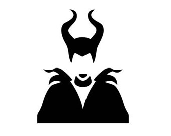 340x270 Maleficent Etsy