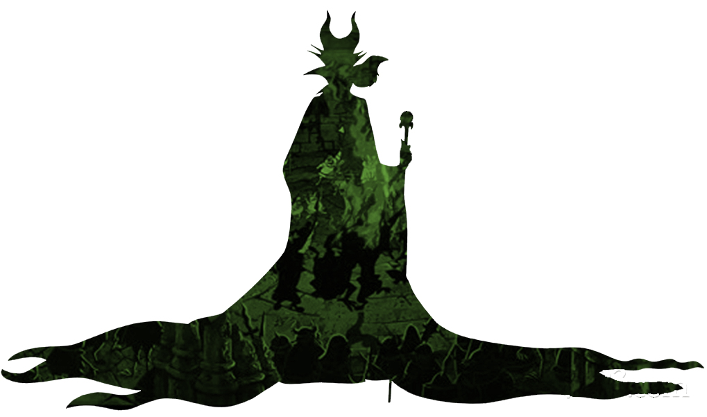 1019x601 Maleficent Silhouette Minions By Cmwatts