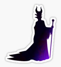 210x230 Maleficent Stickers Redbubble