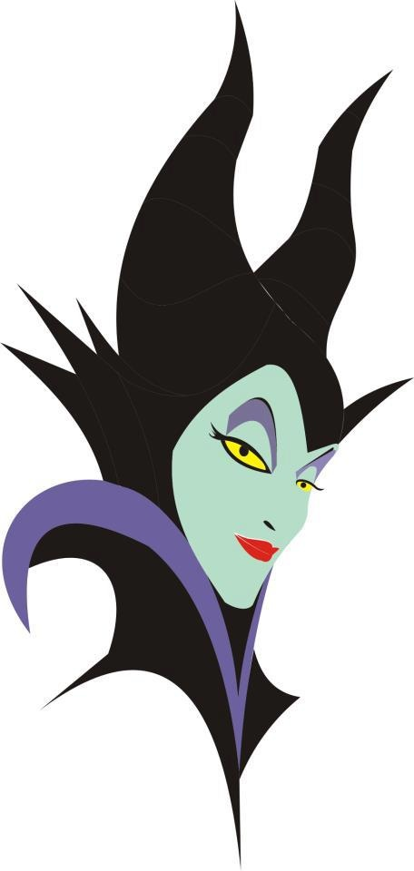 456x960 Mirror Clipart Maleficent