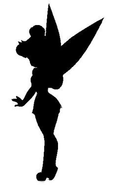 Maleficent Silhouette Printable