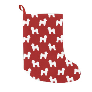 307x307 Maltese Christmas Stockings Zazzle