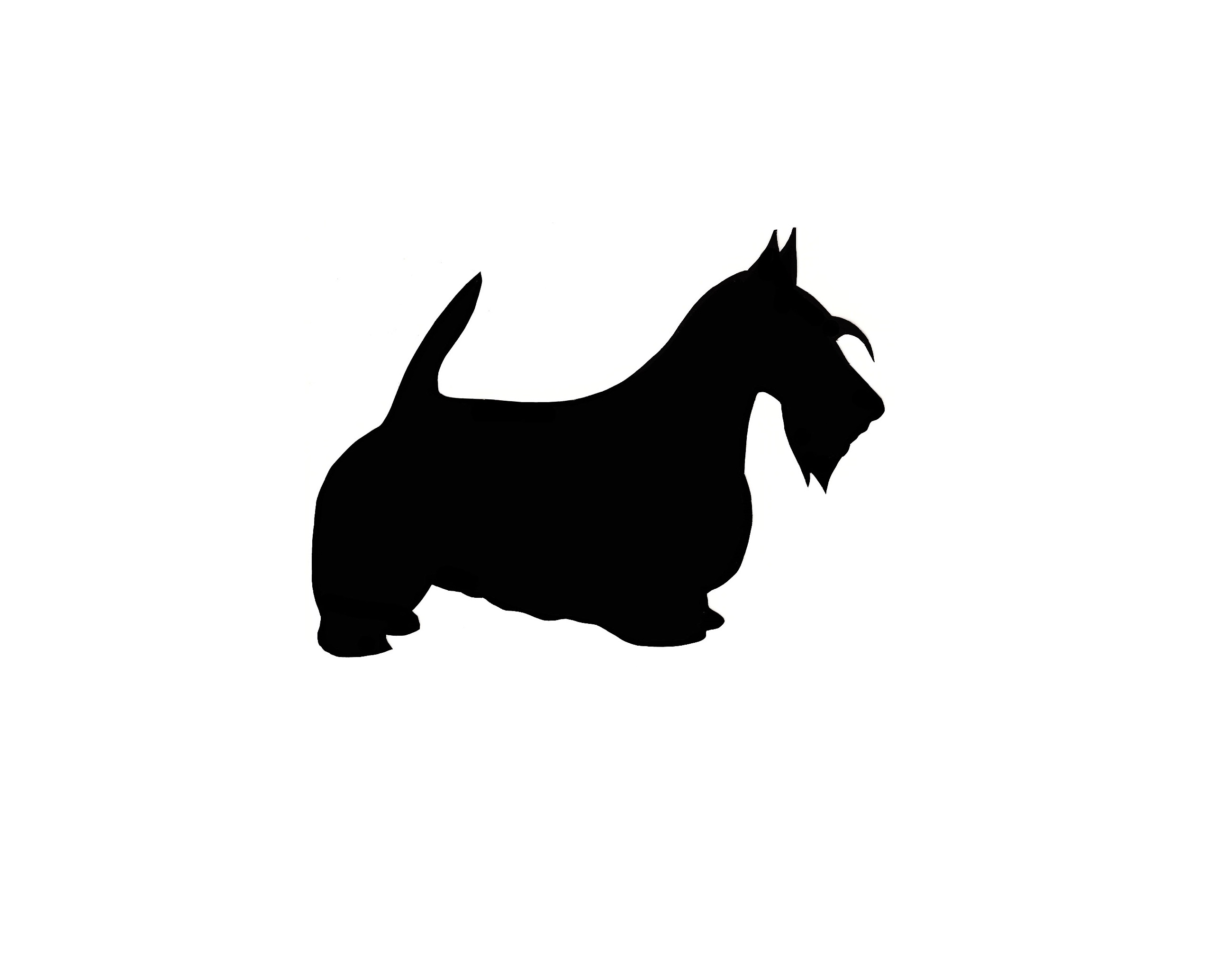 2600x2052 Can You Identify The Dog Breed By Its Silhouette Playbuzz