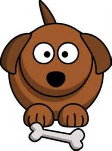 372x500 Clipart Dog Free Treat