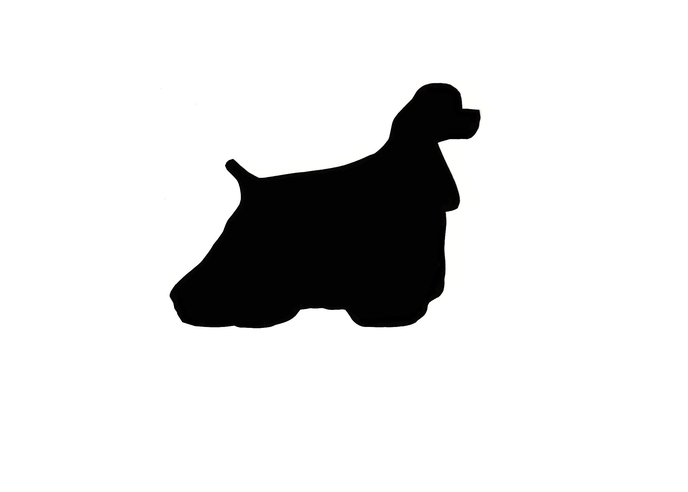 2194x1568 Can You Identify The Dog Breed By Its Silhouette Playbuzz
