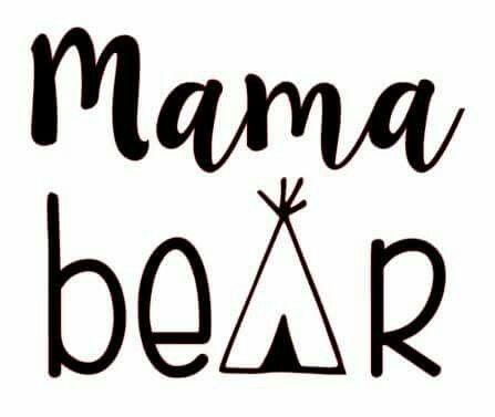 447x377 Mama Bear Shirt Design Sayings Mama Bear Shirt