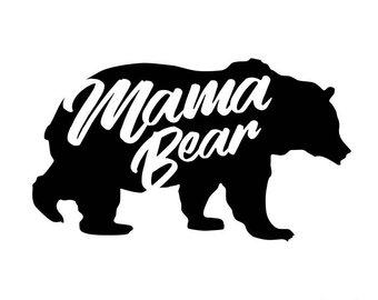 340x270 Momma Bear Svg Etsy