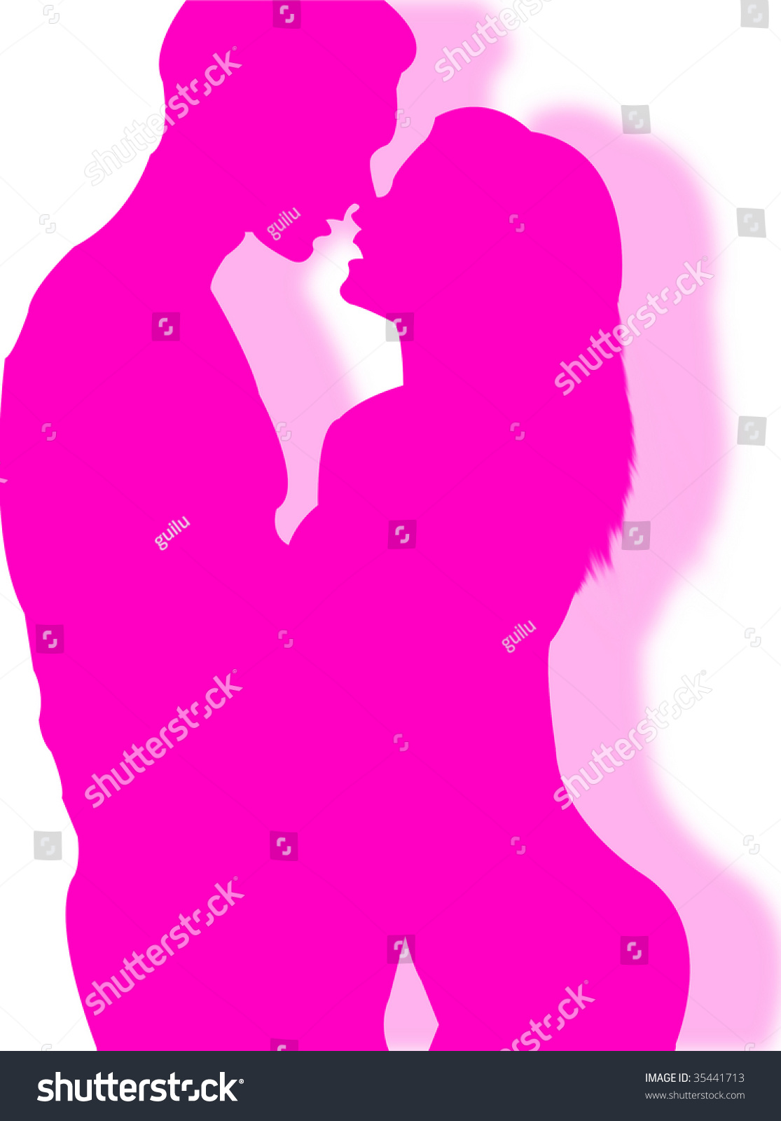 1115x1600 Kissing Clipart Man Woman