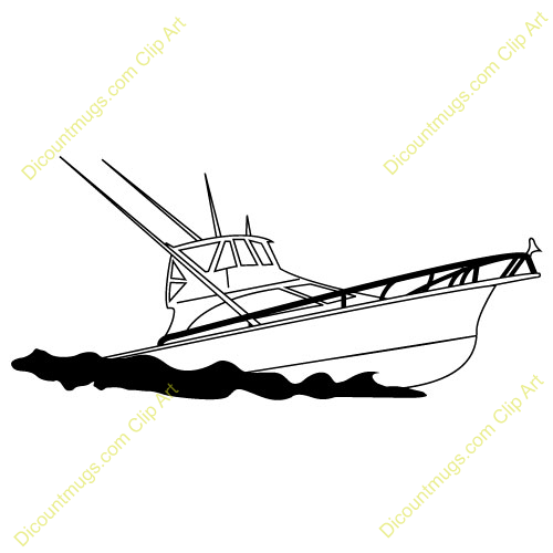 man fishing boat silhouette at getdrawings com free for personal rh getdrawings com  bass fishing boat clipart
