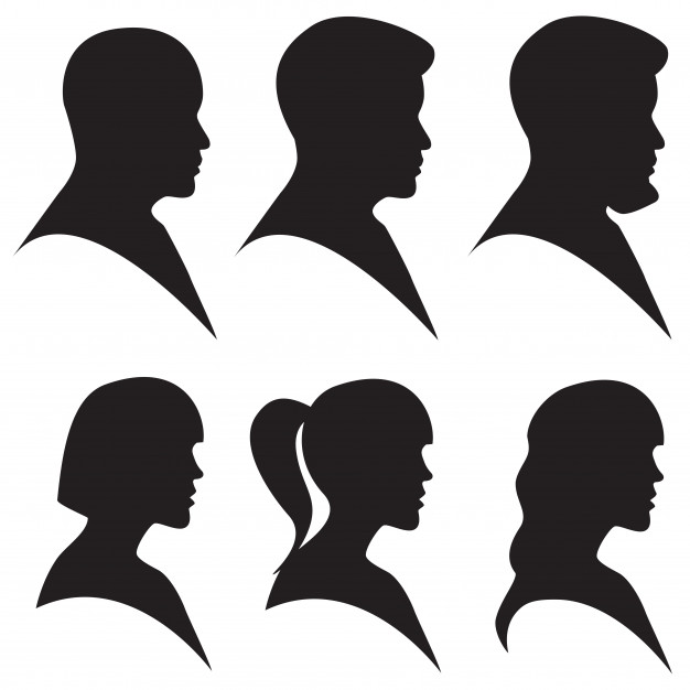 626x626 Man Hair Side View Vectors, Photos And Psd Files Free Download