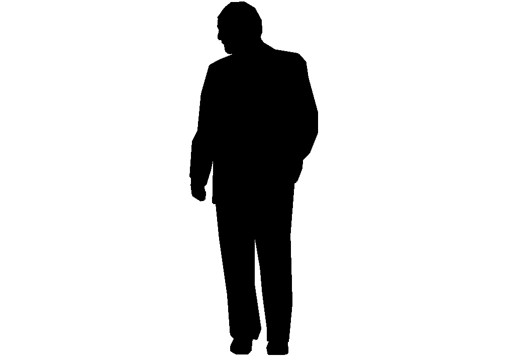 1013x722 Free Man Silhoutte, Hanslodge Clip Art Collection