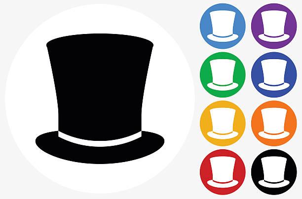 612x404 Yellow Clipart Top Hat