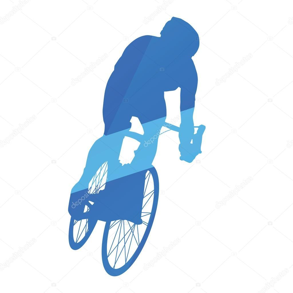 1024x1024 Awesome Silhouette Man Wheelchair Stock Photos U Pict Of Racing