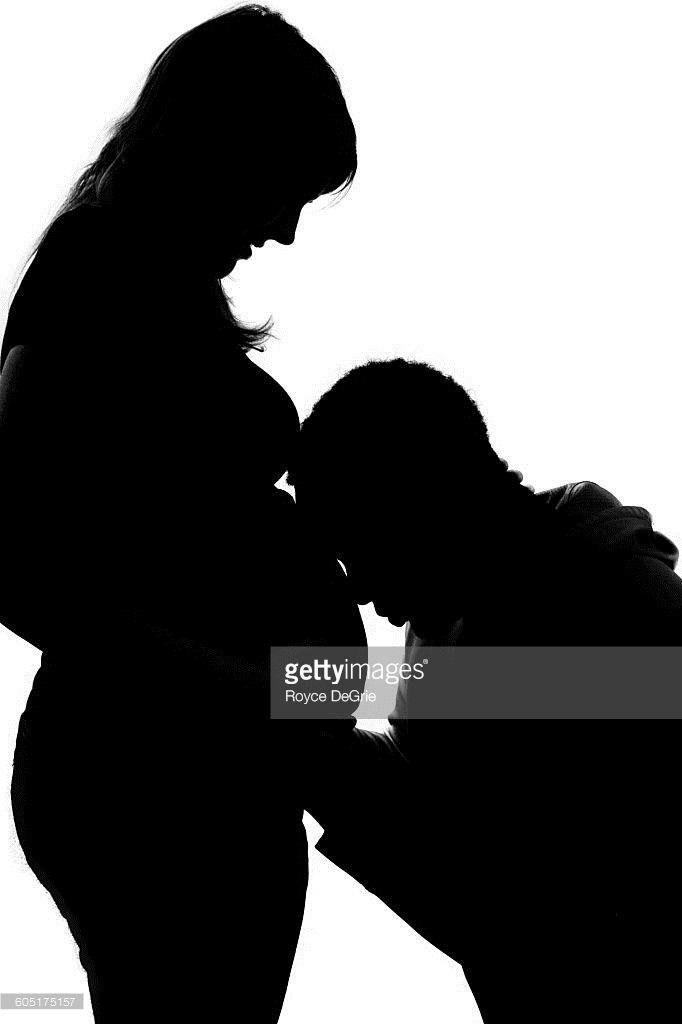 682x1024 Praying Baby Silhouette Silhouette Of A Man Kneeling And Praying