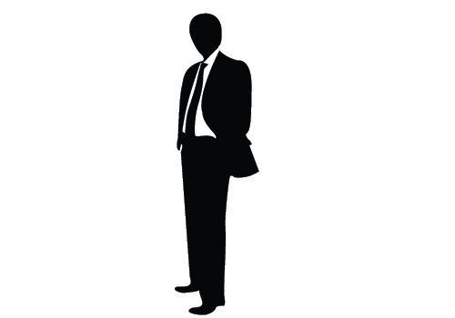 500x350 Silhouette Of Person Collection