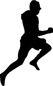 183x298 Jumping Dancing Silhouette Running Clip Art