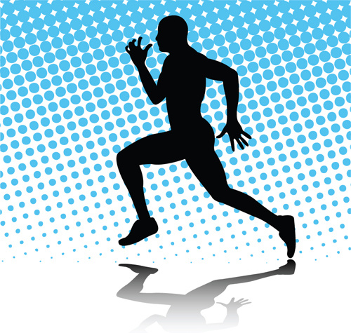 500x475 Running Free Vector Download (389 Free Vector) For Commercial Use