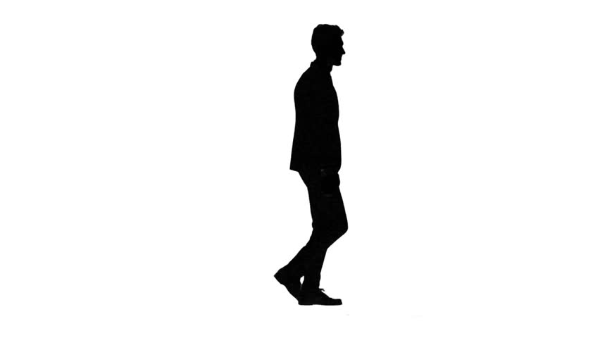 man side silhouette at getdrawingscom free for personal