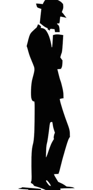 298x608 Thinking, Rational, Public, Man, Gentleman, People, Businessman
