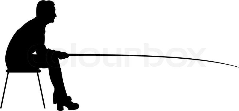 800x373 2037067 Vector Silhouette Of Woman In Fishing.jpg
