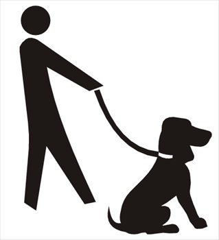 319x350 Dog Walking Silhouette Clipart Collection