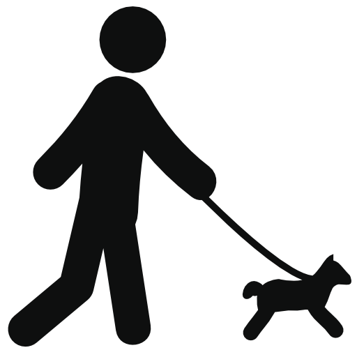 Dog Walker Icons Free