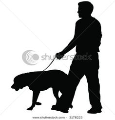 236x246 People Walking Dogs