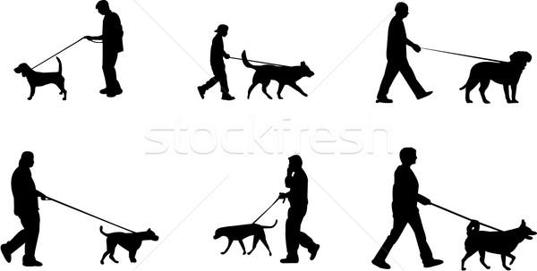 600x303 Dog Stock Vectors, Illustrations And Cliparts Stockfresh