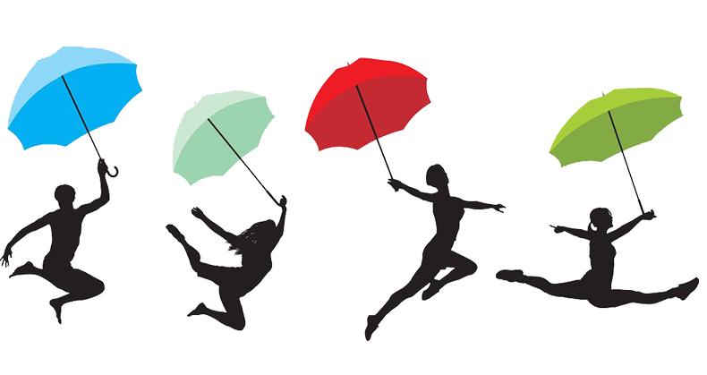 790x419 Kidorable Sunny And Rainy Umbrella Small Rainproof Umbrellas
