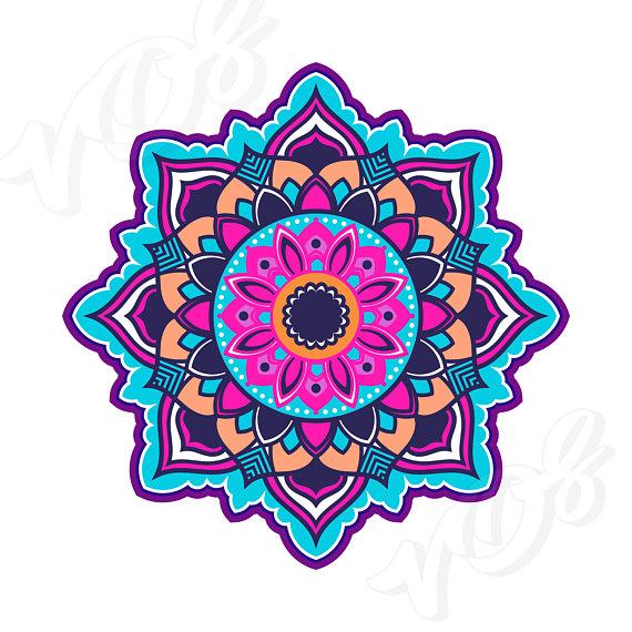 570x570 Mandala Svg