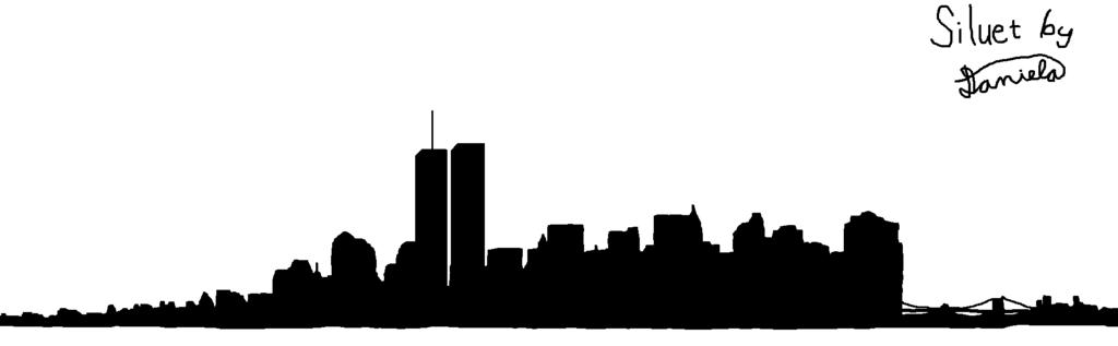 1024x317 Manhattan 2001 Siluet By Danielaflippy1