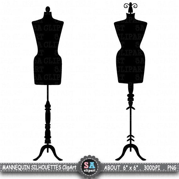 570x570 Mannequin Silhouette Clipart Mannequin Silhouette