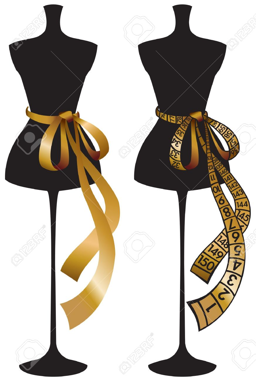 873x1300 Clipart Dressmaker Dummy