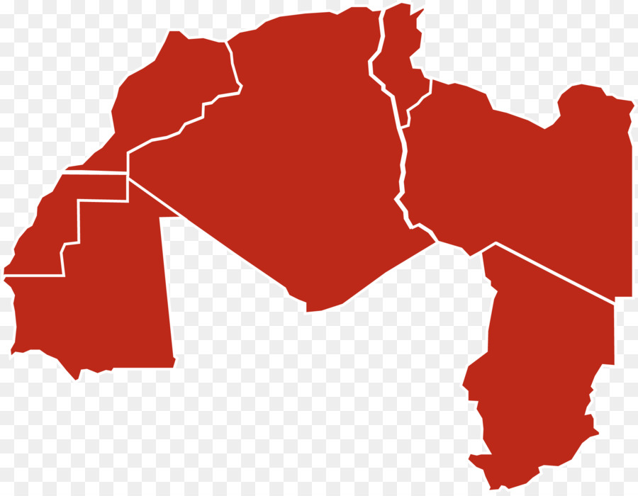 900x700 Algeria Western Sahara East Africa Map Maasai People
