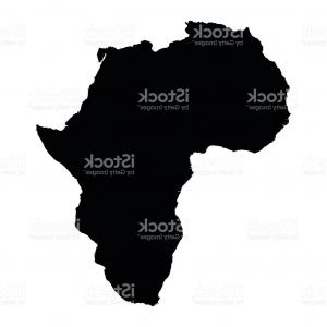 300x300 Photostock Vector Dot Africa Map Vector Geographic Map In Smoothed