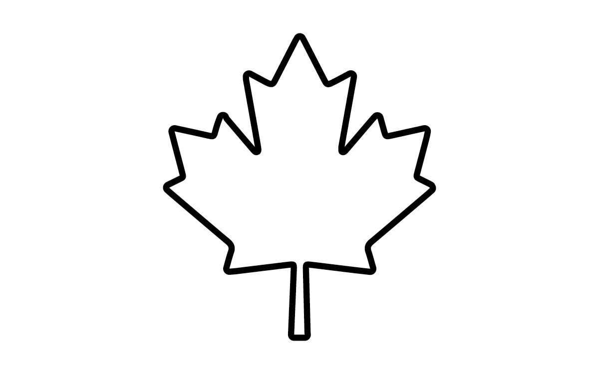 1200x750 Special Images Of Canadian Maple Leaf Silhouet